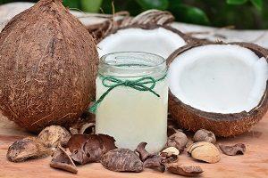 Hautpflege mit Kokosöl