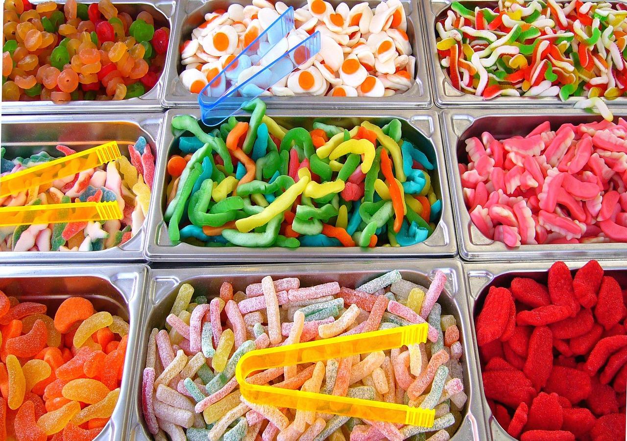 Verzicht auf Süßgkeiten