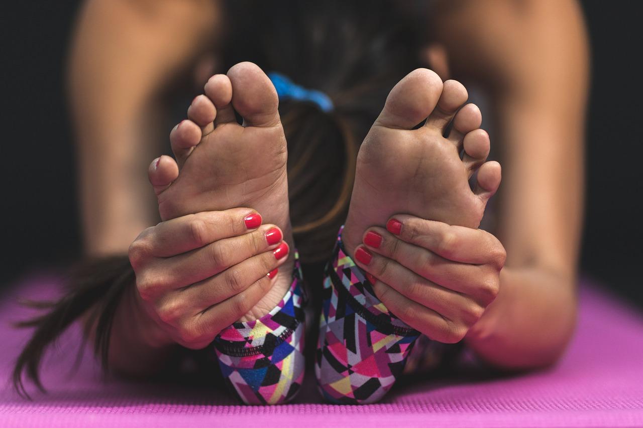 Fußpilz Symptome und Behandlung